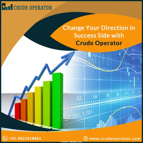 Get Highly Profitable MCX Crude Oil Tips from Crude Operator