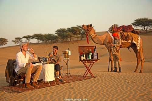 Best Desert Camp in Jaisalmer at Lowest Price Call us - +91 94149 69491