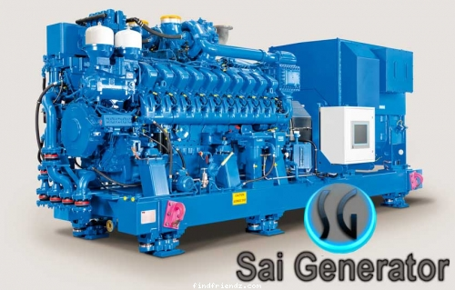 Generator Suppliers-Generator Dealers-Generator Manufacturers in Surat