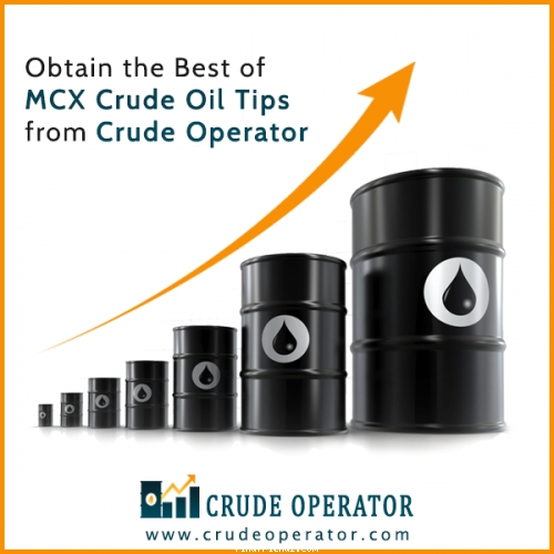 Get Right MCX Commodity Trading Tips from Crude Operator