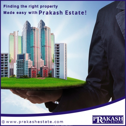 Prakash Estate - Best Property Consultant in Ahmedabad, Gujarat