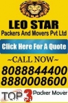 Best 4 Packers Movers Bangalore