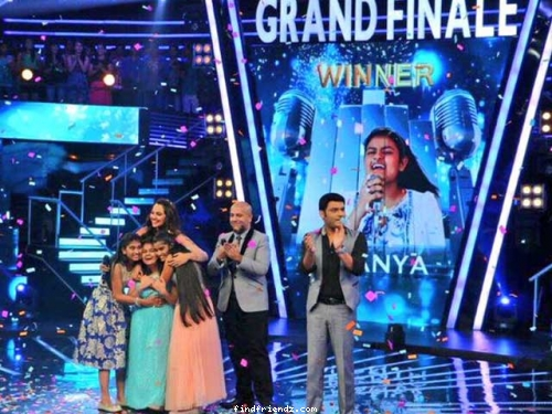 Indian Idol Junior Winner